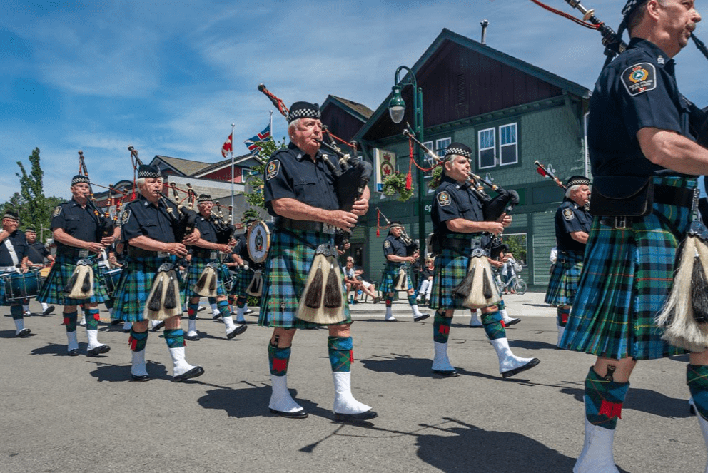 2018 Ladner May Day